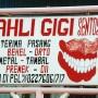 Ahli Gigi, Tukang Gigi dan Dokter Gigi