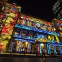 Karya Seni Interaktif di Vivid Sydney Festival
