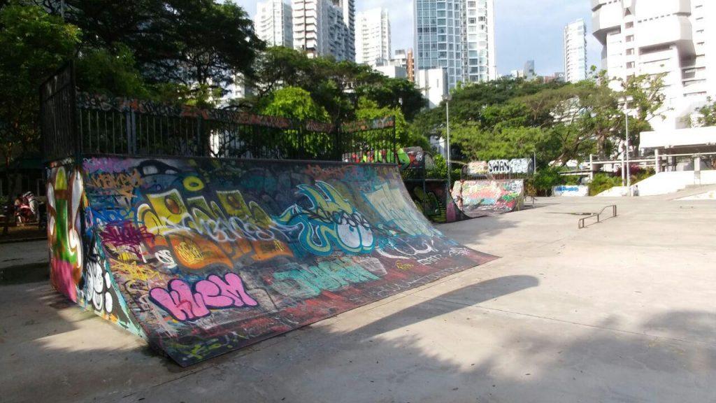 Visualinsite - Somerset Skate Park, 1 Somerset Rd, Singapura (02)