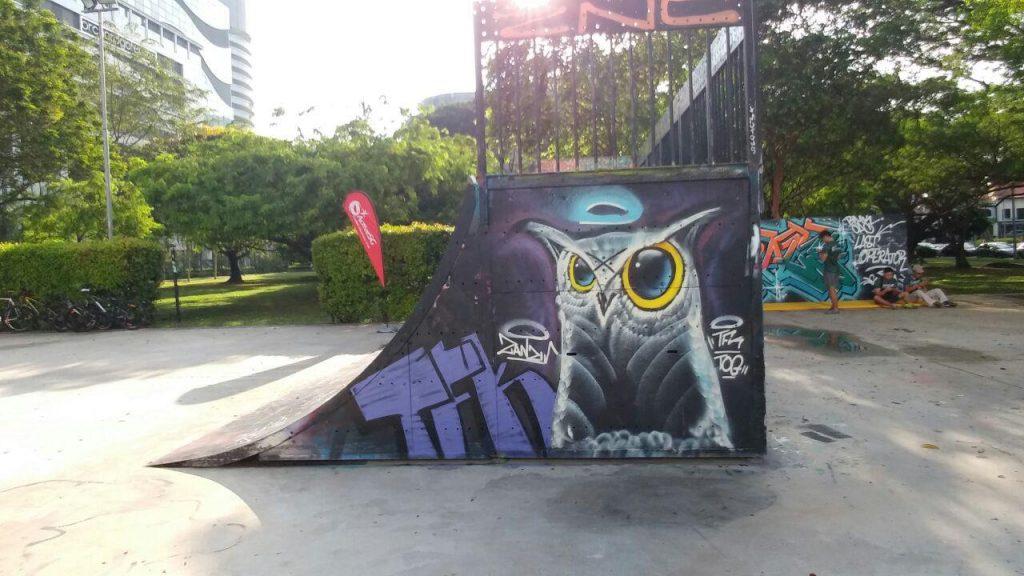 Visualinsite - Somerset Skate Park, 1 Somerset Rd, Singapura (09)