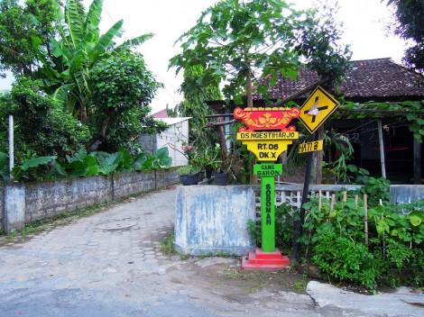 visualinsite – Jalan Soboman, Yogyakarta