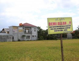 visualinsite – Jalan Talago Biruhun, Tanjung Harapan, Simpang Rumbio, Kota Solok