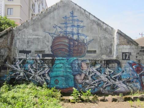 visualinsite – Gang Cempaka, Ngadinegaran, Mantrijeron, Yogyakarta