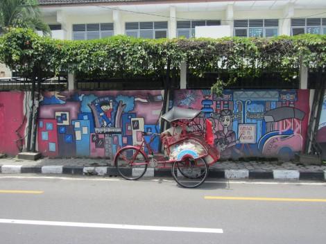 visualinsite – SLTP 9, Jl. Ngeksigondo, Kota Gede, Yogyakarta