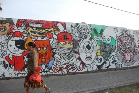 visualinsite – Jl. Raya Babatan Unesa, Surabaya