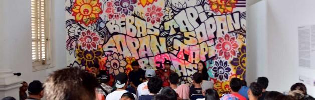 Graffiti dan Mural sebagai Budaya