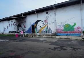 Mural Seniman Perempuan JB 2015