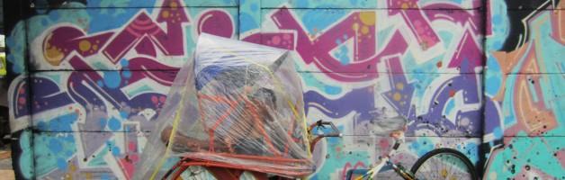 visualinsite – Graffiti di sepanjang jalan Rajawali, Surabaya