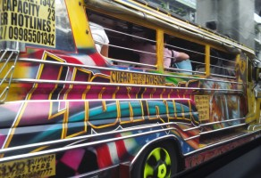 Jeepney: Visual Fiesta Jelata ala Pinoy
